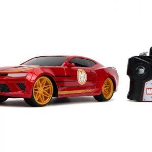 Marvel Iron man Radiostyrd bil